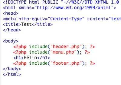 Why use Php to build your Website?